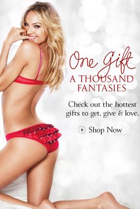 Victoria's Secret magic arse undies