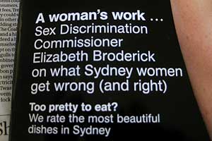 What the sydney magazine gets wrong
