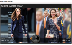 Herald Sun - Judging Kate Middleton