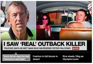 Daily Telegraph homepage 15 July 2011