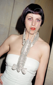 Isabella Blow lobster necklace