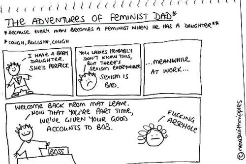 The Adventures of Feminist Dad