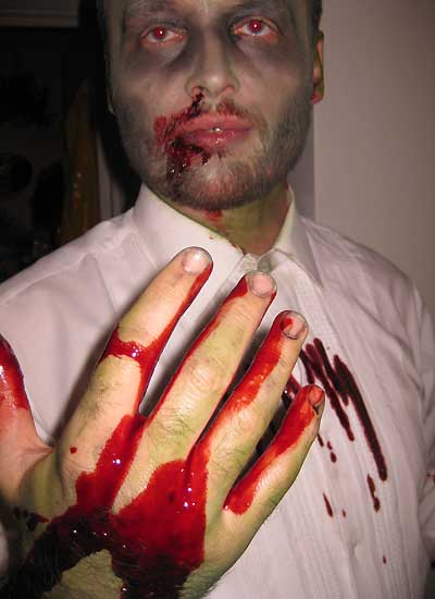 Zombie ManFriend