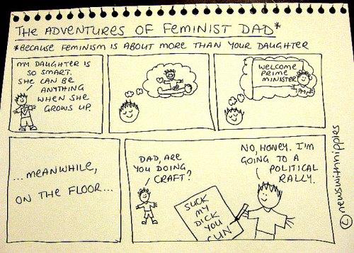 Feminist Dad